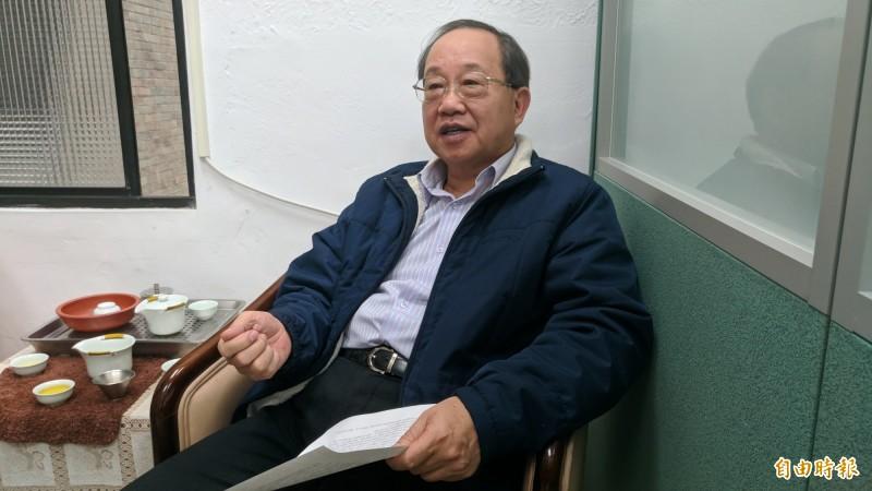 前桃園地檢署檢察長彭坤業免於監院彈劾。(資料照)