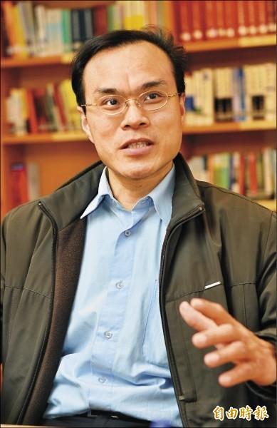 台北地檢署檢察官、檢審委員林達提案懲處彭坤業。(資料照)