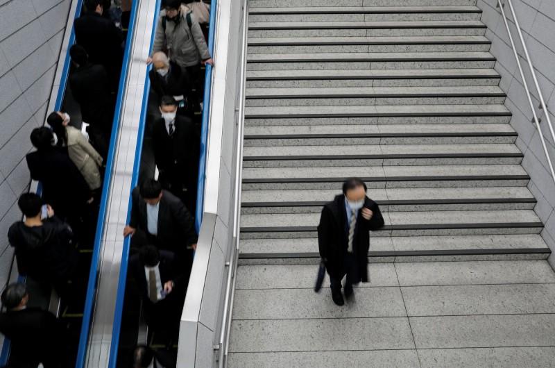 日本14日晚間又增加1起武漢肺炎病例。(路透)