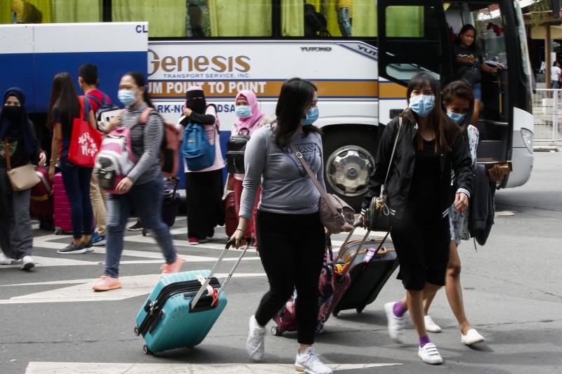 菲律賓政府官員今天經過激烈辯論,決定解除對台灣旅行禁令,預料菲方稍後將發表聲明。(歐新社)