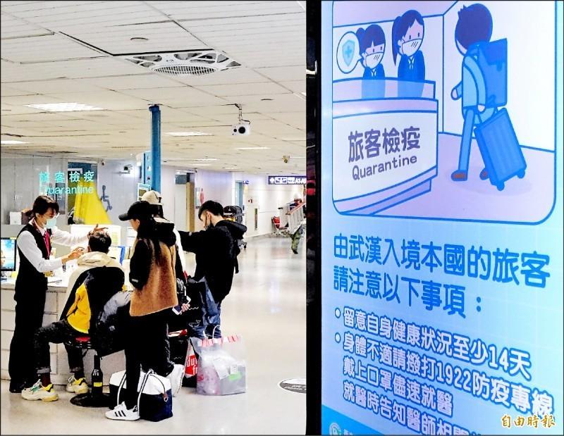 武漢肺炎疫情爆發,繼台北市出現3名來台旅遊需隔離的港人鬧失蹤後,稍早新北市民政局也公告一名失聯的居家檢疫者、姓名為「張家豪」的香港男子,希望全民幫忙協尋。(資料照)