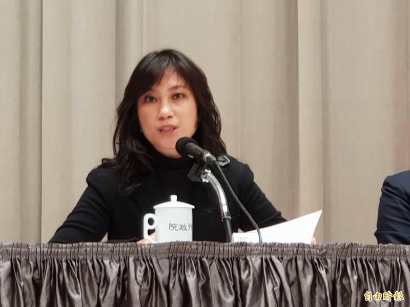 行政院發言人谷辣斯.尤達卡(Kolas Yotaka)認為,在台菲關係遭受政治打壓關鍵時刻,是南向政策發揮作用。(資料照)