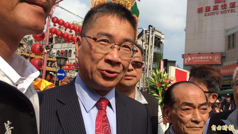內政部長徐國勇指出,針對居家檢疫、隔離失聯者比照重大刑案規格尋找。(記者黃淑莉攝)