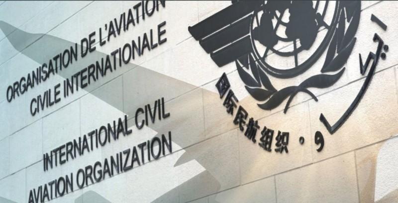 國際民航組織(ICAO)在新聞稿中將台灣視為中國的一省(its Taiwan Province)。(圖擷自國際民航組織推特)