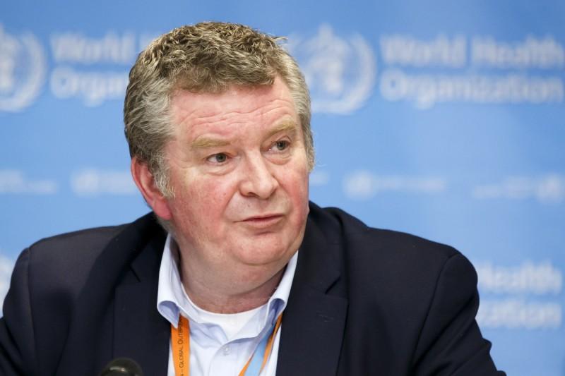 世界衛生組織(WHO)公共衛生緊急計畫執行主任萊恩批評庫德洛的言論,指沒有跡象表明中國欠缺透明度,呼籲美國不要把問題政治化。(歐新社資料照)