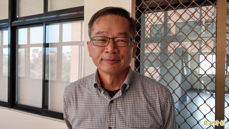 成大副校長吳誠文表示,智慧運算學院將與企業合作,開辦碩博士班的學位學程,培養符合社會發展及產業需求的AI人才。(記者劉婉君攝)