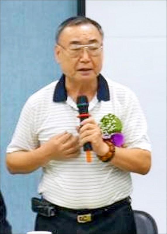 前台北科技大學教授王文博收賄判刑2年半,棄保逃匿。(翻攝台北科技大學冷凍空調工程系系友會網站)
