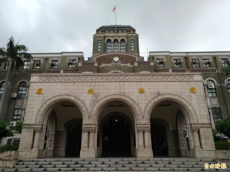 司法院大法官反駁監察院轟限縮釋憲聲請權的批評。(記者吳政峰攝)