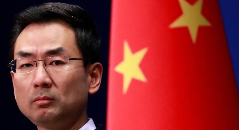 中國外交部發言人耿爽表示,中國已接獲俄羅斯的通報,這並非是全面禁止兩國人員往來,只是臨時性舉措,並強調俄國「堅信中方會打贏抗疫阻擊戰」。(歐新社)