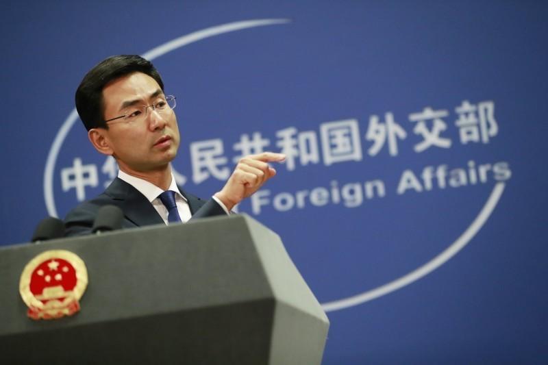 耿爽強烈不滿美方不承認中國5大官媒是「媒體」,保留對此事作出進一步反應的權利。(歐新社檔案照)