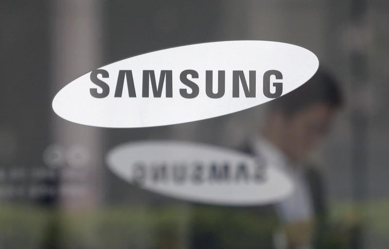 三星發出聲明表示,南韓三星電子有1名員工驚傳確診,並指出位於龜尾市的工廠將會停工至24日上午。(美聯社)