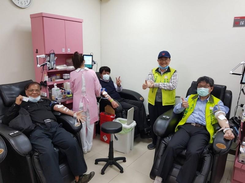 中央流行指揮中心今天宣布日本、南韓旅遊疫情建議提升到第二級「警示」;台灣血液基金會宣布,捐血管制的範圍也調整為中國、香港、澳門地區以及新加坡、日本、韓國。(資料照)