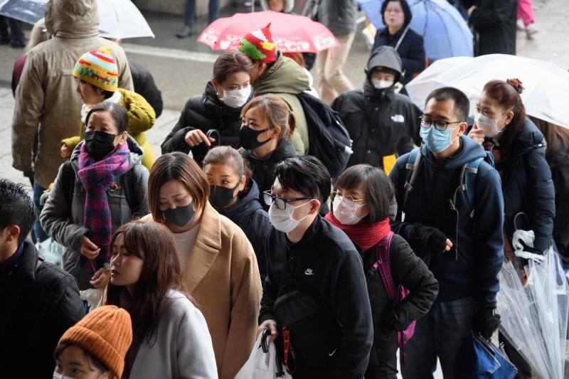日本熊本縣昨(21日)出現當地首位武漢肺炎確診病例,如今又有2人確診,使得熊本縣內的病例達到3起。(彭博)