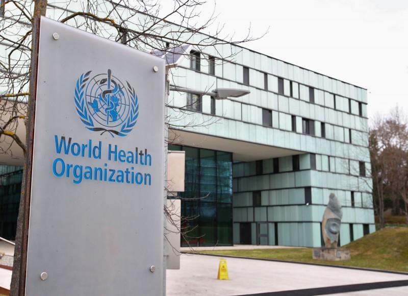 世衛組織(WHO)發言人今(24)日聲稱,世衛已經不具備宣告全球「大流行」疫病(pandemic)的程序,但武漢肺炎(COVID-19)仍應被視為國際性的緊急事件。圖為WHO日內瓦總部。(路透)