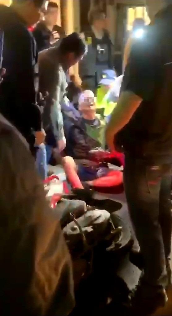 將軍區1男1女本月21日傳遭槍擊傷亡,涉案金姓男子昨晚在佳里區落網,警方目前偵訊中。(記者王涵平翻攝)