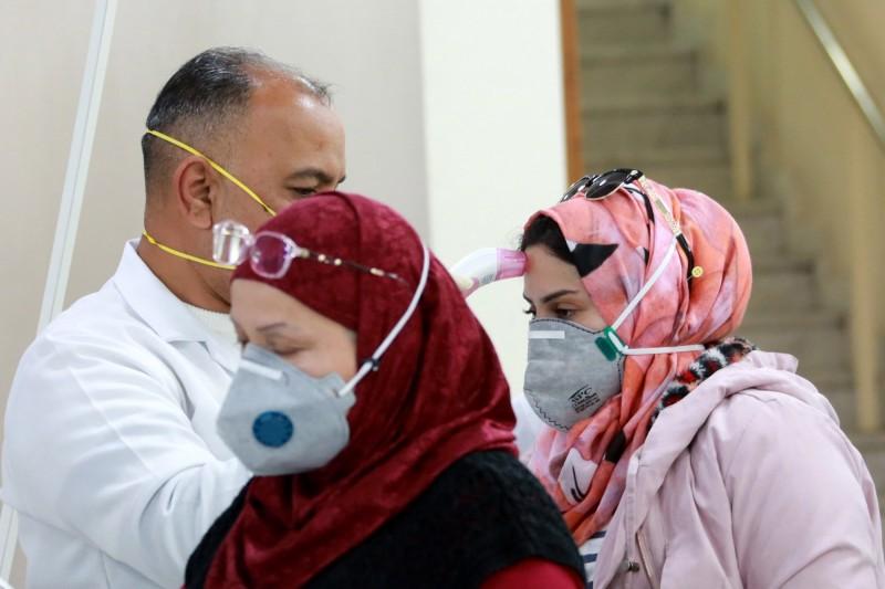 伊拉克今(25)日增加4人確診,患者最近剛從伊朗返國。(歐新社)