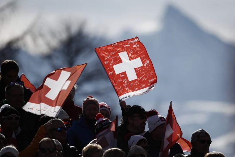瑞士證實出現首起武漢肺炎確診病例。(美聯社)