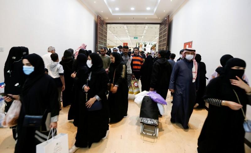 中東疫情擴散,巴林再增6例確診,累積達8例。(路透)