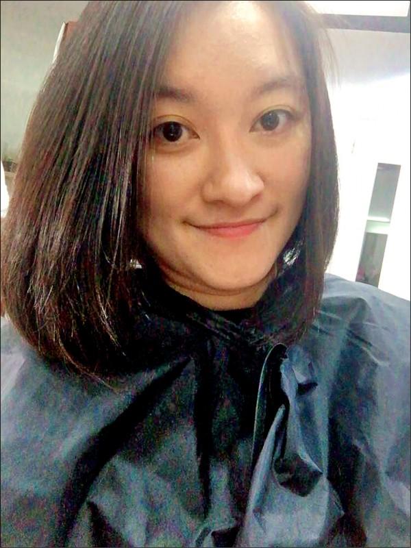台東新生國中特教老師周鈺婷就讀國中時就學會CPR,昨天派上用場。(記者黃明堂翻攝)