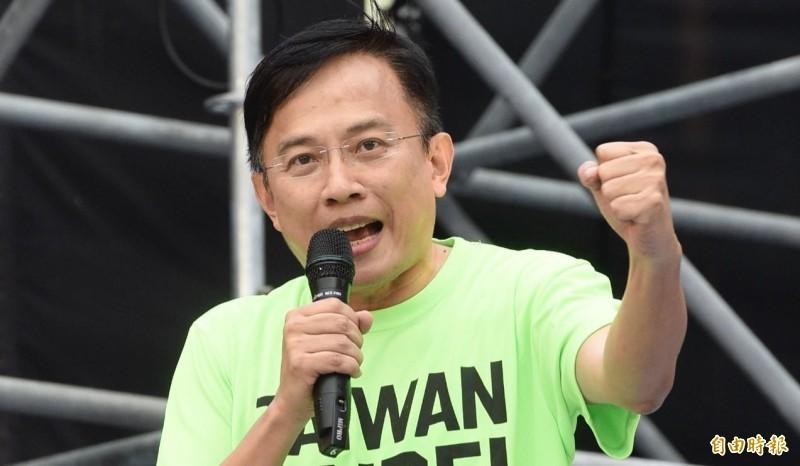 彭文正質疑蔡英文總統的法學博士學位有假,本月15日被台北地院民事庭判決敗訴。(資料照)