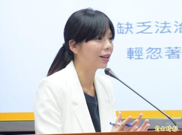 競選立委連任失利的洪慈庸(見圖)將重返立院,擔任院長游錫堃的機要顧問,月薪12萬元。(資料照)