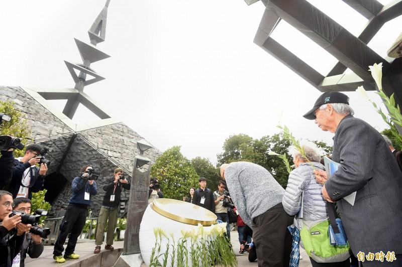 228事件73週年 蔡總統明宣布「真相報告」