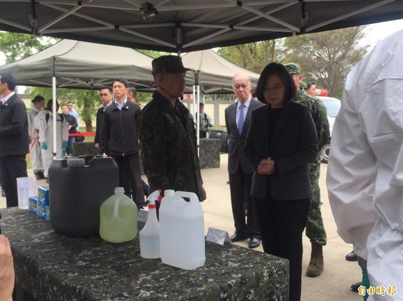 大甲鎮瀾宮遶境延期 蔡總統表達感謝
