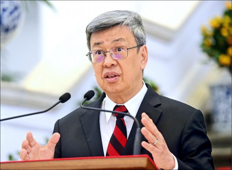 副總統陳建仁日前接受「日本產業經濟新聞社」訪問,以二○○三年SARS疫情為例說,當時希望WHO給我們病毒株,讓台灣可以做快速診斷工具,但WHO都沒有理我們。(資料照)