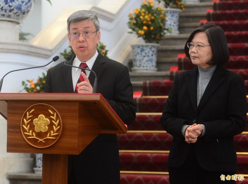 TVBS民調:82%滿意蔡政府防疫政策