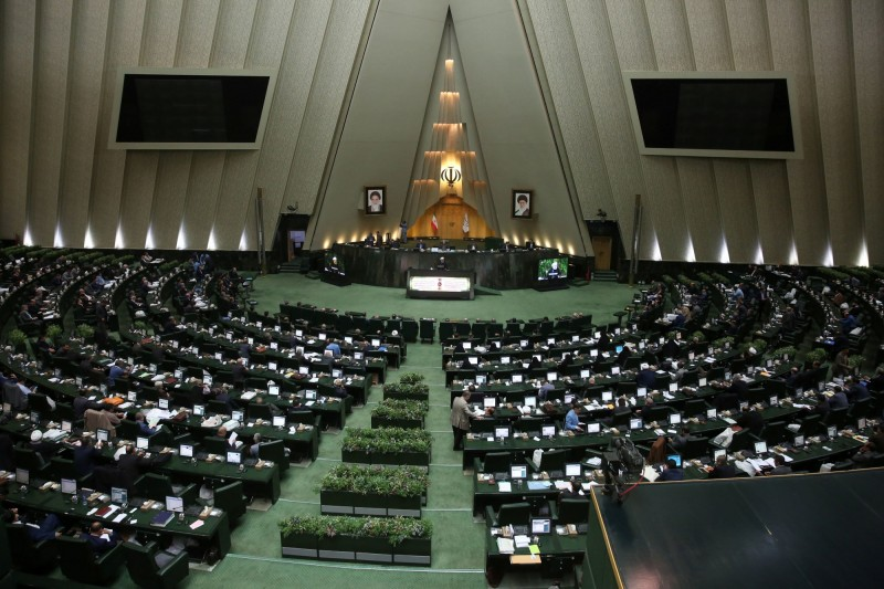 高級官員、議員相繼確診,伊朗國會宣布休會。(路透)