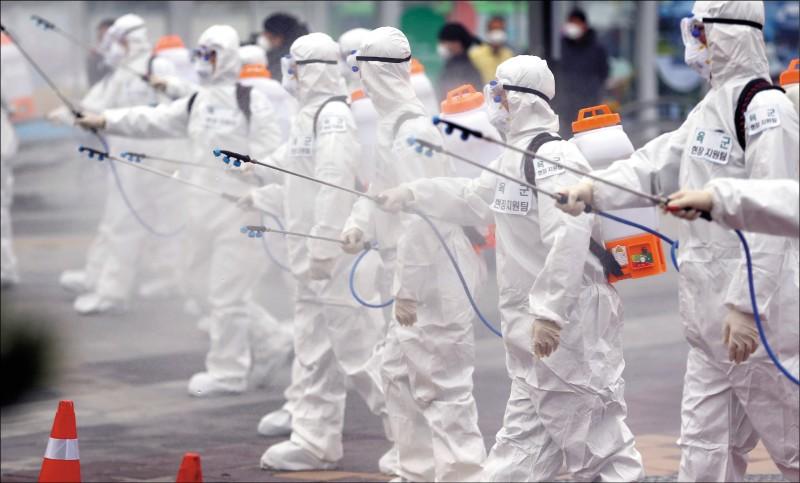 南韓3150人確診 76國限制入境