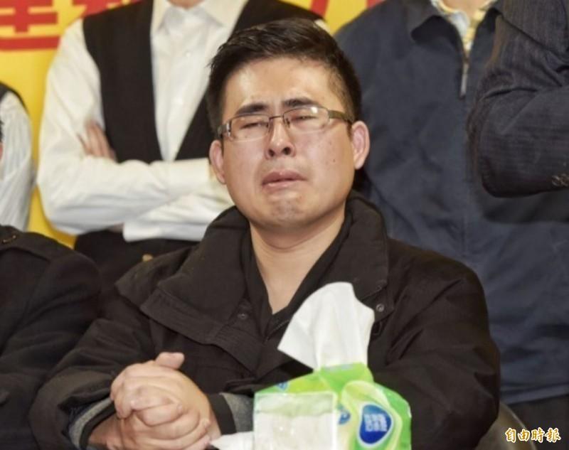 陳柏惟認為「2300萬人繳費給14億人使用沒道理」,讓新黨發言人王炳忠(見圖)氣炸,怒嗆這是「無腦言論」。(資料照)