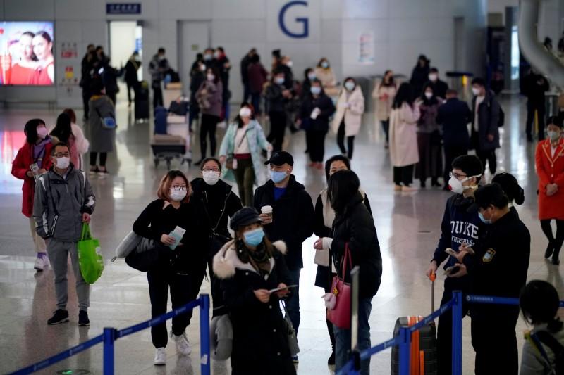 中國浙江8例境外移入確診病患,在義大利同一餐廳工作。(路透)