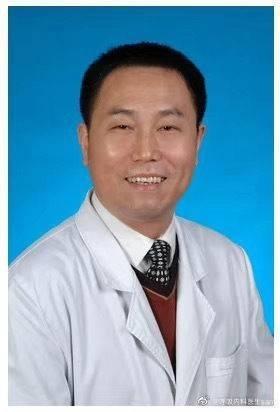 「吹哨人」李文亮同科室的梅仲明醫生,因感染武漢肺炎病逝世,也是該醫院第三位殉職的醫生。(翻攝自微博)