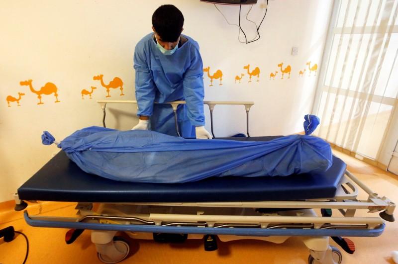 伊拉克1名牧師感染武漢肺炎死亡,為該國首例死亡。(路透檔案照)