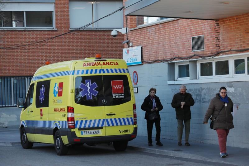 西班牙衛生官員指出,瓦倫西亞一名男子死於武漢肺炎,也成為該國肺炎首名死亡案例。(路透)