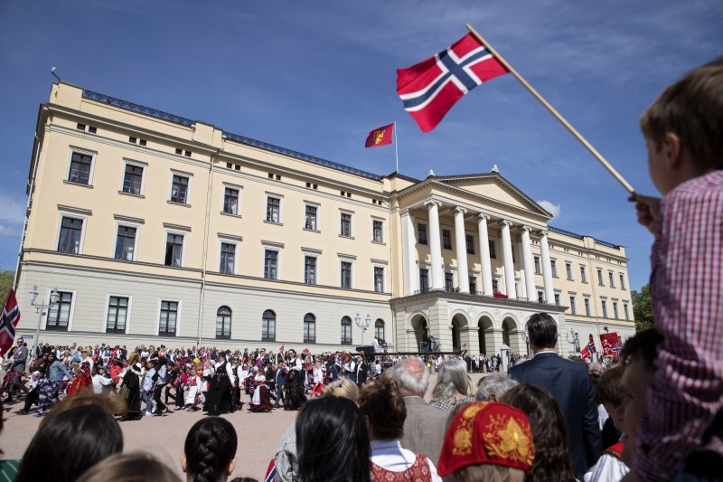 挪威目前累計有72例武漢肺炎確診病例,分布在該國9個地區。(美聯社檔案照)