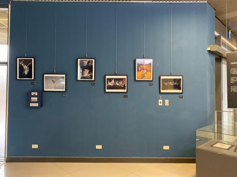 台東大學圖書資訊館今天起到6月30日,舉辦「收藏雲門」館藏資料特展。 (記者黃明堂翻攝)