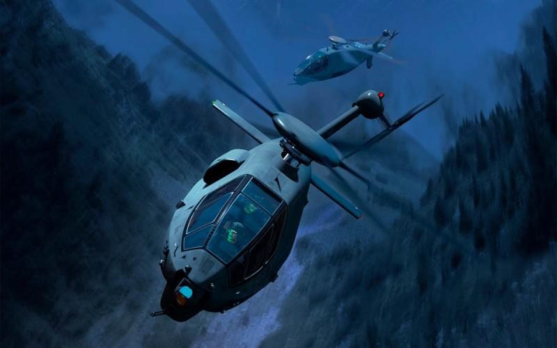 波音強調,新型直升機的設計友善、低風險且可負擔。(圖片取自波音)