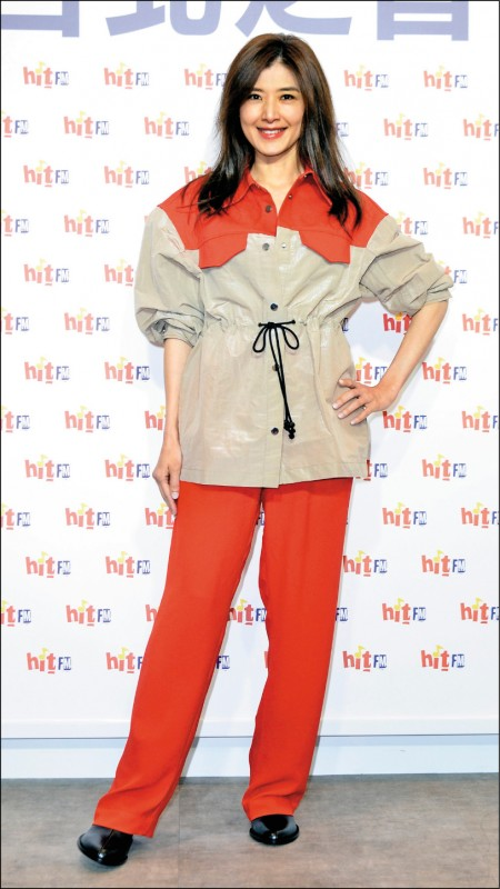 蘇慧倫本月4日出席Hit Fm的宣傳活動。(資料照)