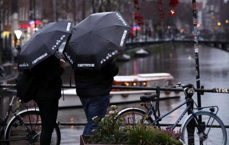 荷蘭今日再增60例武漢肺炎確診病例,目前累計達188例、1死。圖為荷蘭阿姆斯特丹。(路透)