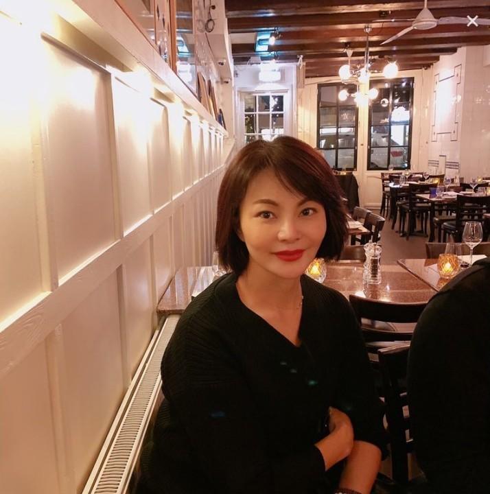 黃燕玲(見圖)證實女兒周子瑜自掏腰包共約290萬台幣捐助韓國與中國防疫對抗武漢肺炎。(圖擷取自網路)