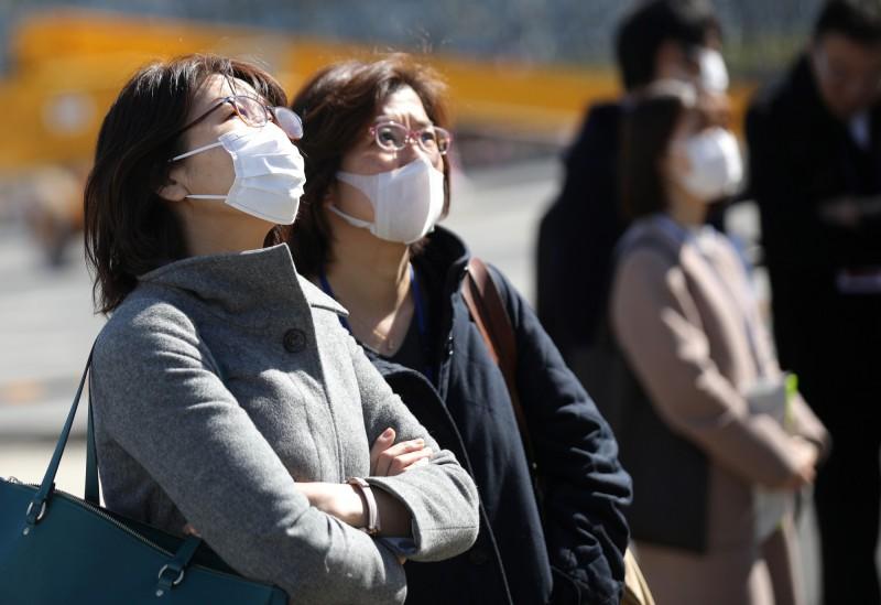 武漢肺炎疫情延燒,日本北海道今日下午增加3例確診,四國高知縣則新增2例,日本(含郵輪鑽石公主號)累計病例達1164例。(路透)