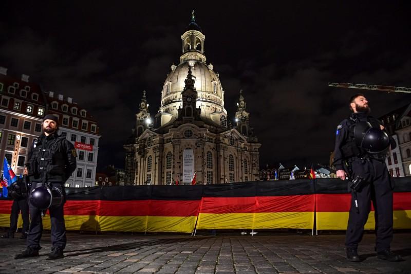 德國境內的武漢肺炎疫情持續升溫,累計已有847人確診。(歐新社)