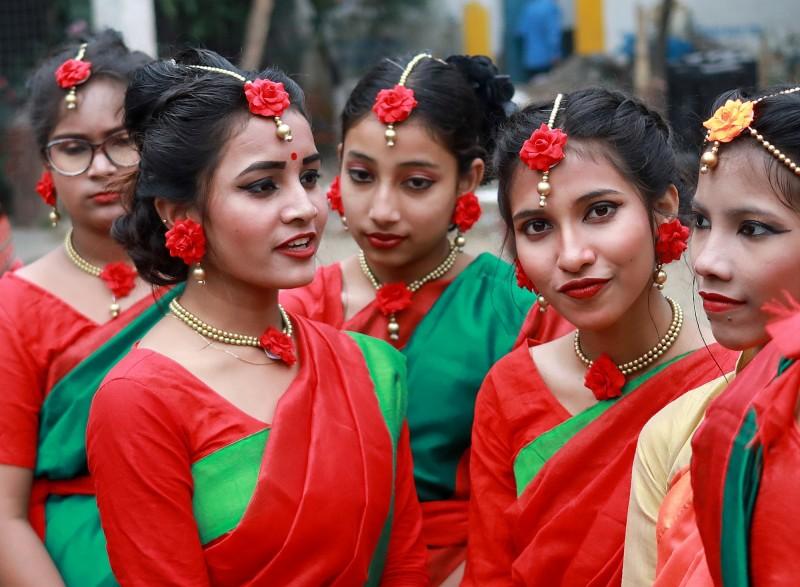 孟加拉今爆發首起武漢肺炎病例,目前已有3人累計確診。(歐新社)