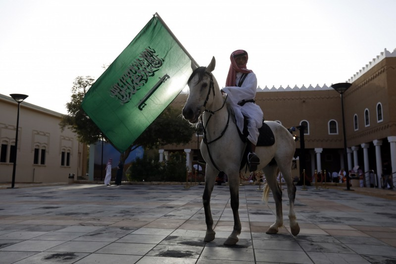 沙烏地阿拉伯目前累計有11例武漢肺炎確診患者。(歐新社檔案照)