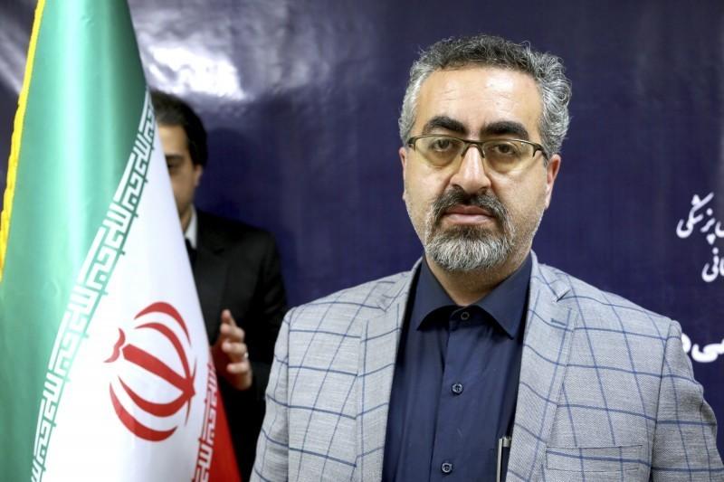 賈漢普爾(見圖)說,過去1天內,伊朗官方確認發生595例武漢肺炎新病例,使新型冠狀病毒感染患者總數達到7161名。(美聯社檔案照)