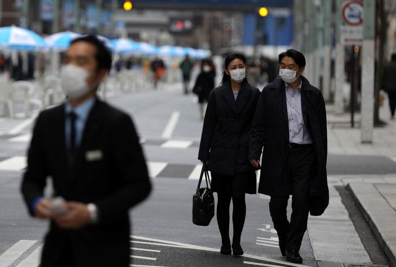 日本名古屋1名快遞員確診感染武漢肺炎,目前當局已著手追查可能和他有密切接觸的宅配取貨民眾和公司同事。(路透)