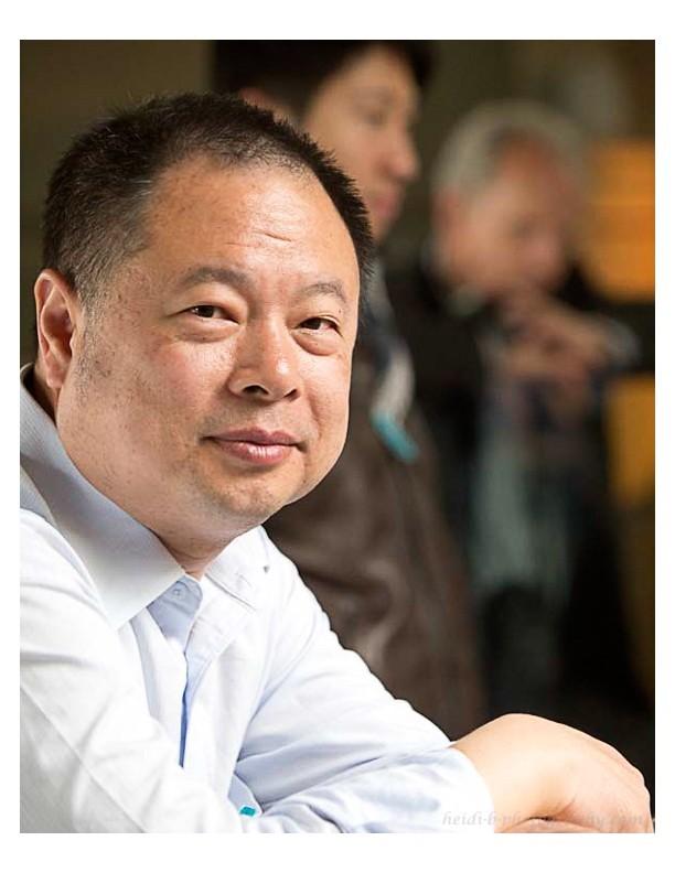 台灣民眾黨公布推薦一位考試委員人選,是前台北市政府廉能委員陳韜。(圖由民眾黨提供)