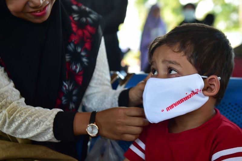 武漢肺炎疫情延燒,泰國今日新增11例確診病例,累計達70例。(法新社)